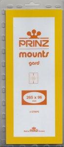 PRINZ 265X96 (5) BLACK MOUNTS RETAIL PRICE $11.50