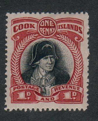 Cook Islands Scott 62 MLH!