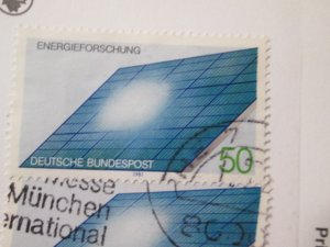 Germany #1354 used  2019 SCV = $0.30