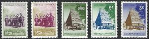 Viet Nam (South) #63-67 Mint Hinged Full Set of 5