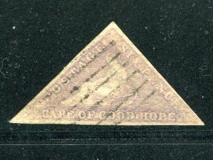 Cape of Good Hope # 5a Used VF    - Lakeshore Philatelics