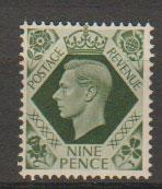 GB George VI  SG 473 unmounted mint