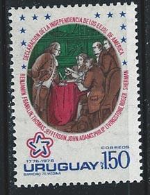 Uruguay 943  (NH)