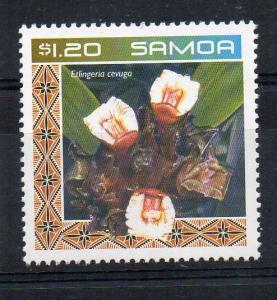 SAMOA - FLOWERS - 2002 - EZLINGERIA CEVUGA -