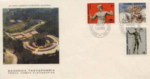 Greece, Olympics, Art