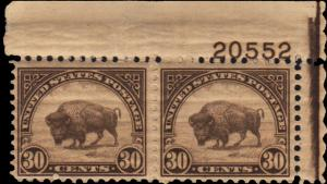 United States Scott 700 Mint never hinged.