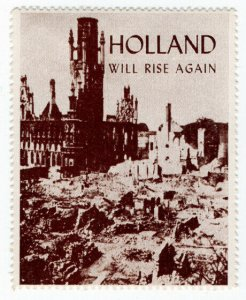 (I.B) US Cinderella : Dutch War Fund Holland Will Rise Again