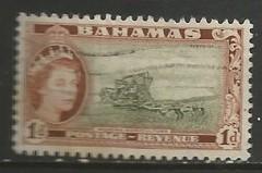 BAHAMAS 159 VFU L253-5