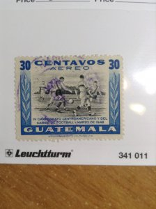 Guatemala  # C161  Used