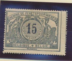 Belgium Stamp Scott #Q17, Mint Hinged - Free U.S. Shipping, Free Worldwide Sh...