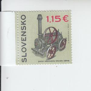 2016 Slovakia Umrath Traction Engine (Scott 738) MNH