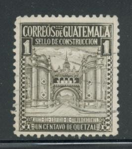 Guatemala RA20  VF Used