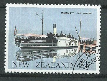 New Zealand SG 1332 Philatelic Bureau Cancel