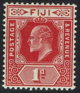 FIJI 1906 KEVII 1D