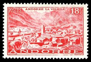 FRENCH ANDORRA 122  Mint (ID # 77320)