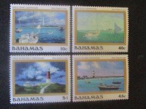 Bahamas #630-33 Mint Never Hinged WDWPhilatelic (H6L8)