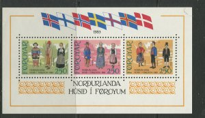 STAMP STATION PERTH Faroe Is.#101 Pictorial Definitive Iss. MNH 1983 CV$12.00