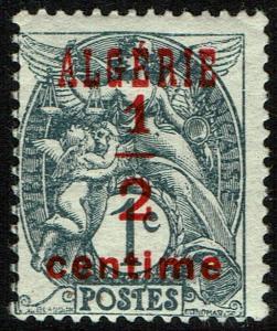 Algeria #P1  Unused - Newspaper Stamp (1924)