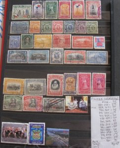 Panama Selection #225//860- SCV=$14.55