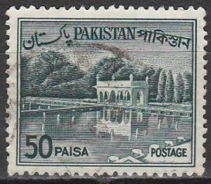 Pakistan #138a  F-VF Used (S5607)