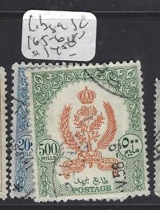 LIBYA (P0809B) SG 165-6     VFU