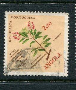 Angola #409 Used  - Make Me A Reasonable Offer