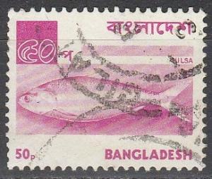 Bangladesh #99 F-VF Used  CV $6.00 (S2712)