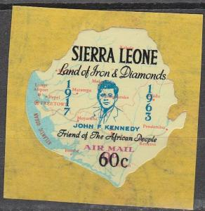 Sierra Leone #C34  MNH (S6303L)