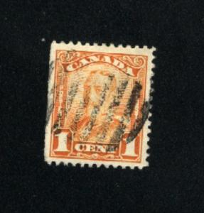 Canada #149  -1  used     PD