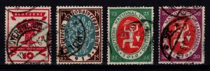 Germany 1919 National Assembly, Weimar Set [Used]