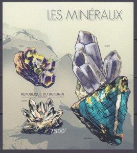 2012 Burundi 2737/B271b Minerals 12,00 €