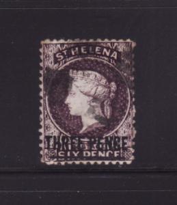 St Helena 14 U Queen Victoria