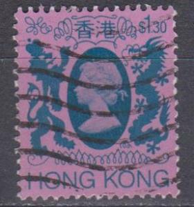 Hong Kong #398 F-VF Used (ST757)