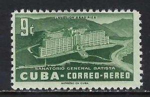 CUBA C107 MOG Z1089