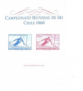 Chile #C267z  MNH CV $20.00 (X6419L)