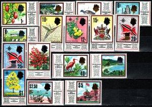 Trinidad And Tobago #144-59  CV $15.90 (P746)