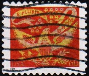 USA. 2002 60c S.G.4154 Fine Used
