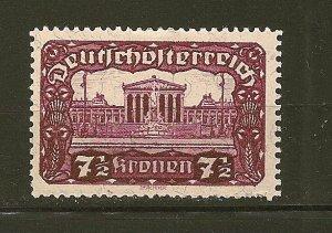 Austria 224 Mint Hinged