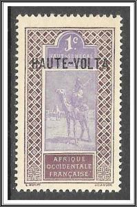 Upper Volta #1 Camel & Rider MH