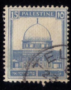 PALESTINE SCOTT #76 DOME OF ROCK USED F-VF