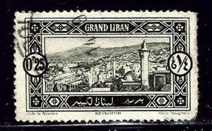 Lebanon 51 Used 1925 issue    (ap1519)