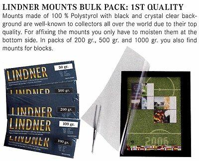 Lindner Mounts-Bulk Pack (Item 1 1000)