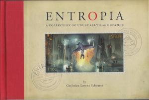 Entropia, a Collection of Very Rare Stamps, by Christian Lorenz Scheurer