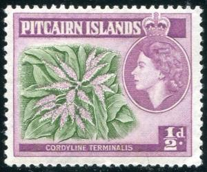 Pitcairn Islands Sc#20 MH (Pi)