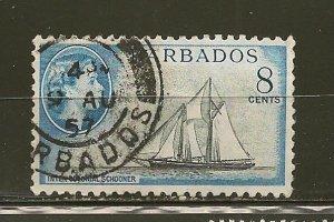 Barbados 241 Schooner Used