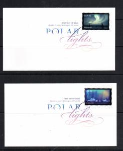 PolarLights FDC #4123 a.b.