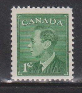 CANADA Scott # 289 MNH - KGVI Definitive