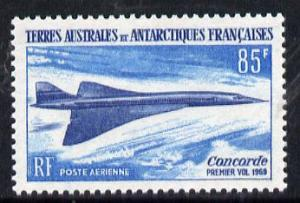 French Southern & Antarctic Territories 1969 First Fl...