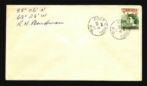 Canada - 3 Signed Polar Expedition Covers (IV) - Z16032