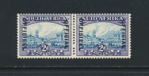 SOUTH AFRICA 1939, 2d OFFICIAL, VF MLH SG#023 (SEE BELOW)